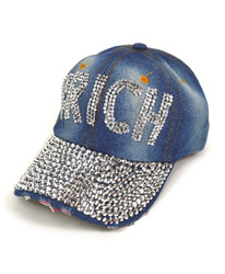 "Bling Studs Cap ""Rich"" CP9582"