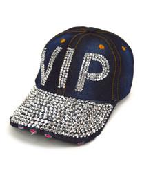 "Bling Studs Cap ""VIP"" CP9593"