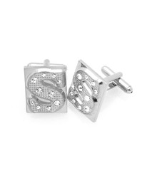 """S"" Initial Cufflink ICL3519"