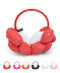 6 Pack Flower Ear Warmers EM1020