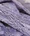 Lace Wrist Length Ruffle Cuff Glove LAF2BL