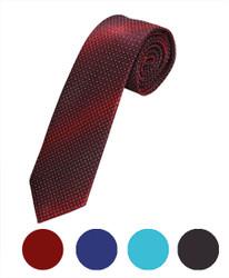 "Microfiber Poly Woven Tie SLIM 2.75"" MPWS5311"