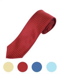 "Microfiber Poly Woven Tie SLIM 2.75"" MPWS5239"