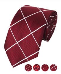 "Microfiber Poly Woven Tie SLIM 2.75"" MPWS5345"