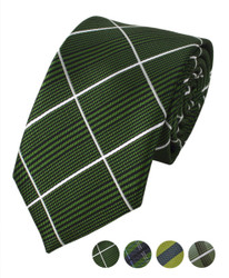 "Microfiber Poly Woven Tie SLIM 2.75"" MPWS5359"