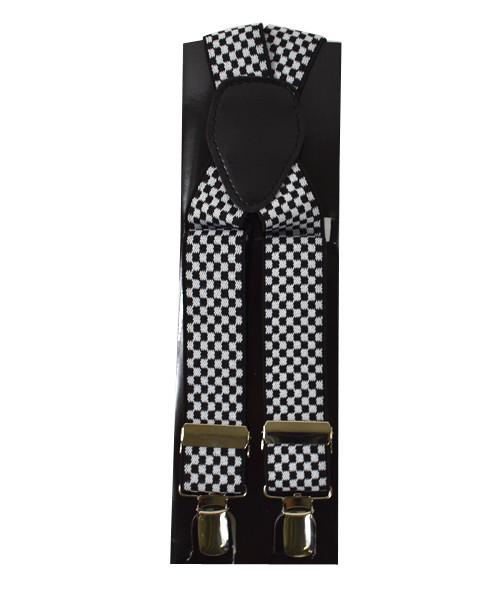 Fancy Clip Suspenders FCS4713