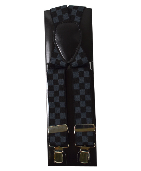 Fancy Clip Suspenders FCS4714