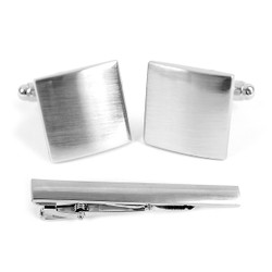 Cufflink and Tie Bar Set CTB2404