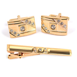 Cufflink and Tie Bar Set CTB2420