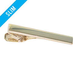 Straight Ultra Slim Tie Bar TBS2000