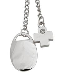 RX Charms Zinc-Alloy Keychain (Engraveable) K1130