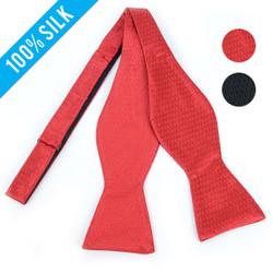 Silk Fancy Freestyle Bow Tie FBS2403