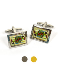 Jack Novelty Cufflinks NCL4512