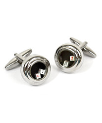 Dice Novelty Cufflinks NCL4513