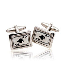 Aces Novelty Cufflinks NCL1720