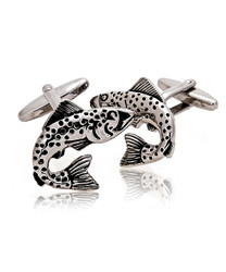 Fish Novelty Cufflinks NCL1715