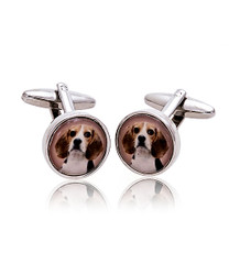 Dog Novelty Cufflinks NCL1708