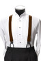 Boxed Button Suspenders BSB3701
