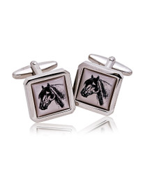 Horse Novelty Cufflinks NCL3625