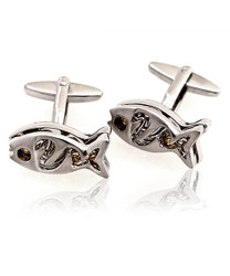 Fish Novelty Cufflinks NCL3621