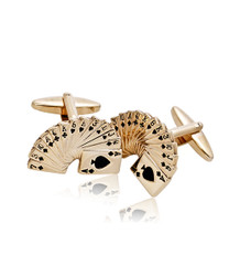 Cards Novelty Cufflinks NCL3501