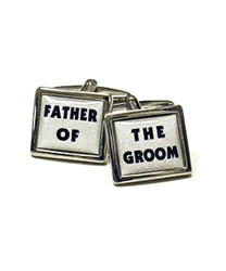 Father of the Groom Novelty Cufflinks NCL3616