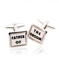 Father of the Groom Novelty Cufflinks NCL3615
