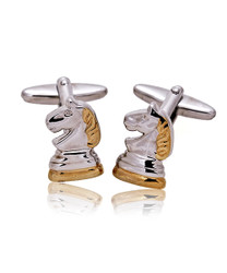 Chess Piece Novelty Cufflinks NCL3629