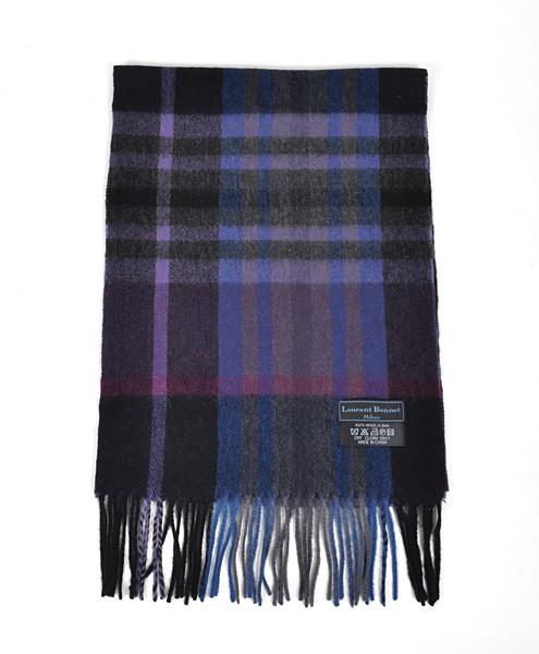 Unisex 100% Wool Scarf HWS607