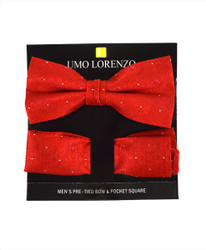 6pc. Pack Bow Tie & Hanky Set BTH4021
