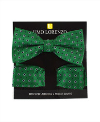 6pc. Pack Bow Tie & Hanky Set BTH4038