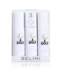Women's Cotton Handkerchiefs (3-Pack) Golf ball & Tea WEH2602