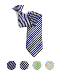 Microfiber Poly Woven Clip-On Tie MPWCL1010