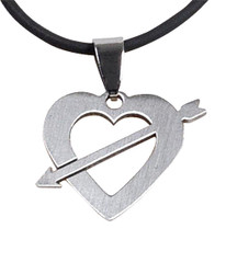 Pendant Necklace Heart - IMJS0580