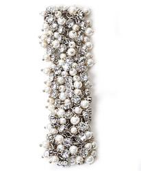 Women's Wrap Bracelet Cluster- IMJS0793