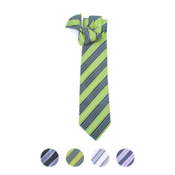 Microfiber Poly Woven Clip-On Tie - Men's 2004 MPCL2004