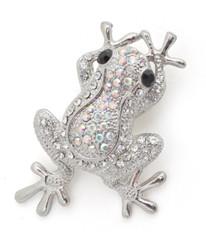 Brooch - Frog IMBCBR0896