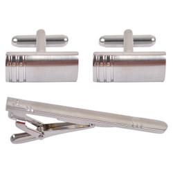 Cufflink and Tie Bar Set CTB2309