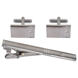 Cufflink and Tie Bar Set CTB2110