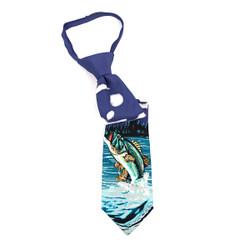 """Fishing"" Boy's Novelty Tie BN2608"