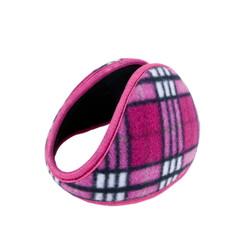 Pink Ear Warmers
