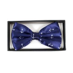 Men's Anchor Navy Blue Banded