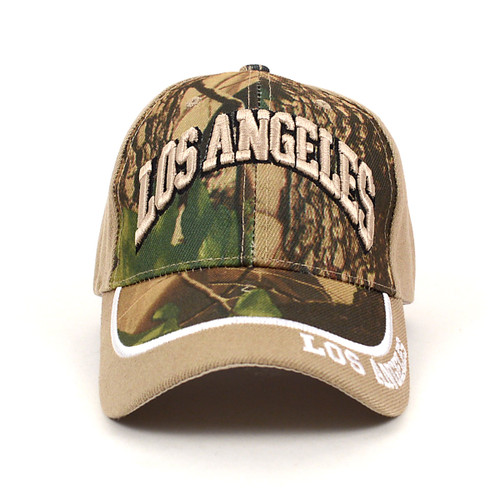 Los Angeles Camo Baseball Cap EBC10293