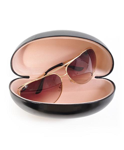 Traditional Hard Plastic Glasses Case CBGU919