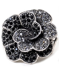 Stretch Ring Flower - IMJS0647