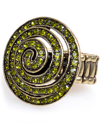 Stretch Ring Swirl - IMJS0666