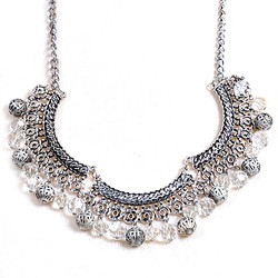 Cluster Necklace Ethnic - IMJJ5914