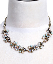 Light Necklace Floral - IMJJ2861
