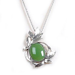 Pendant Necklace Plant - IMJJ5623