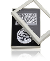 Compact Mirror and Card Case Set S11041